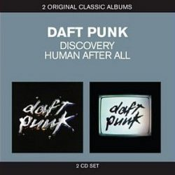 DAFT PUNK - 2in1 Discovery/Human After All  /2cd / CD