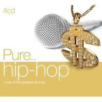 VÁLOGATÁS - Pure…Hip Hop / 4cd / CD