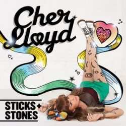 CHER LLOYD - Sticks & Stones CD