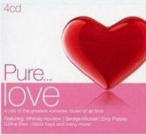 VÁLOGATÁS - Pure…Love / 4cd / CD