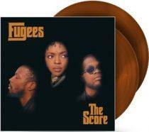 FUGEES - The Score /limitált színes vinyl bakelit / 2xLP
