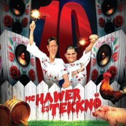 MC HAWER FEAT.TEKKNŐ - 10. CD