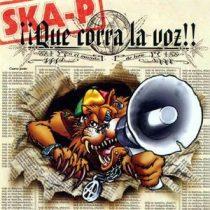 SKA-P - Que Corra La Voz CD