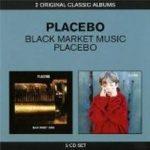 PLACEBO - 2in1 Black Market Music/Placebo / 2cd / CD