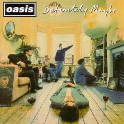 OASIS - Definitely Maybe CD