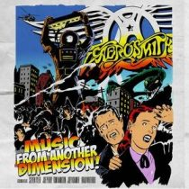 AEROSMITH - Music From Another Dimension CD
