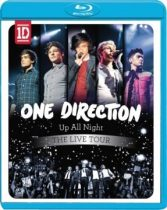 ONE DIRECTION - Up All Night Live Tour / blu-ray / BRD