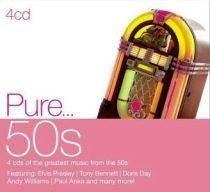 VÁLOGATÁS - Pure…'50s / 4cd / CD