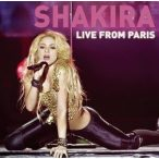 SHAKIRA - Live From Paris / cd+dvd / CD