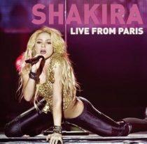 SHAKIRA - Live From Paris / 2cd / CD