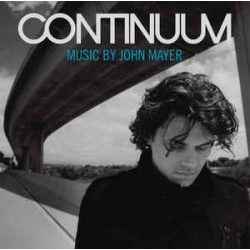 JOHN MAYER - Continuum CD