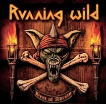 RUNNING WILD - Best Of Adrian CD