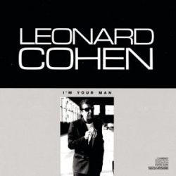 LEONARD COHEN - I'm Your Man / vinyl bakelit / LP
