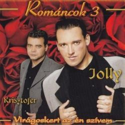 ROMÁNCOK - Virágoskert Az Én Szívem CD