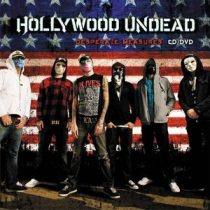 HOLLYWOOD UNDEAD - Desperate Measures /cd+dvd/ CD