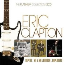 ERIC CLAPTON - Platinum Collection / 3cd / CD