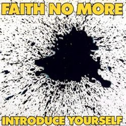 FAITH NO MORE - Introduce Yourself CD