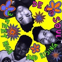 DE LA SOUL - 3 Feet High And Rising / 2cd / CD