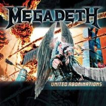 MEGADETH - United Abominations CD