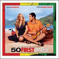 FILMZENE - 50 First Dates CD
