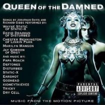 FILMZENE - Queen Of The Damned CD