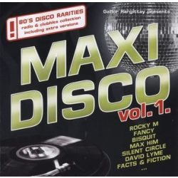 VÁLOGATÁS - Maxi Disco vol.1. /poland vers/ CD