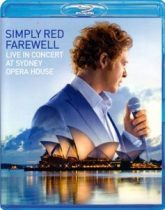 SIMPLY RED - Farewell Live At Sydney /blu-ray/ BRD