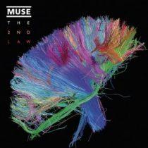 MUSE - The 2nd Law / vinyl bakelit / 2xLP