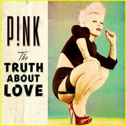 PINK - Truth About Love CD