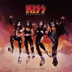 KISS - Destroyer -resurrected /remastered +bonus/ CD