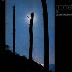 TANGERINE DREAM - Ricochet / vinyl bakelit / LP