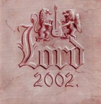 LORD - 2002 /új kiadás/ CD