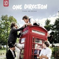 ONE DIRECTION - Take Me Home CD