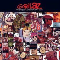 GORILLAZ - Singles 2001 /cd+dvd limited/ CD