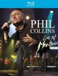 PHIL COLLINS - Live At Montreux 2004 / blu-ray / BRD