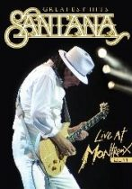 SANTANA - Greatest Hits Live At Montreux 2011 /2dvd/ DVD