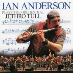 IAN ANDERSON - Plays Orchestral Jethro Tull / vinyl bakelit / LP