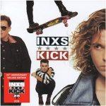 INXS - Kick /25 anniversary deluxe 2cd/ CD