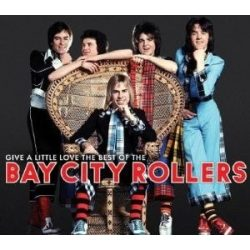 BAY CITY ROLLERS - Give A Little Love / 2cd / CD