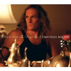 MICHAEL BOLTON - Touch You Best Of / 2cd / CD