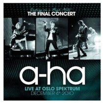A-HA - Ending On A High Note The Final Concert CD