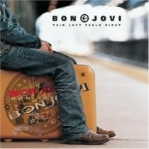 BON JOVI - This Left Feels Right CD