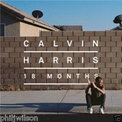 CALVIN HARRIS - 18 Months CD