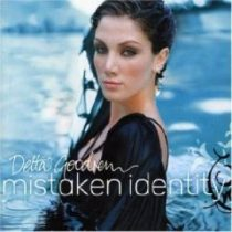 DELTA GOODREM - Mistaken Identity CD
