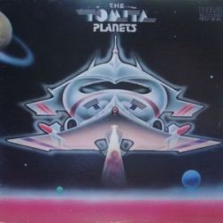 TOMITA - The Planets CD