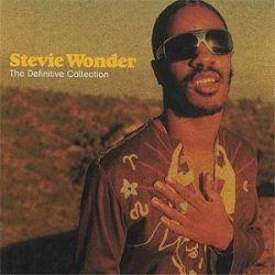 STEVIE WONDER - Definitive Collection CD