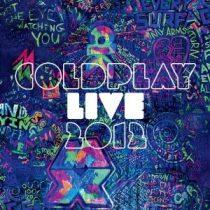 COLDPLAY - Live 2012 /cd+dvd/ CD