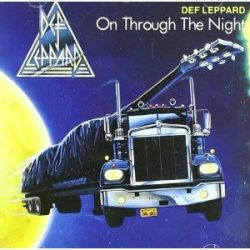 DEF LEPPARD - On Through The Night CD