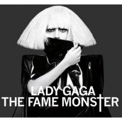 LADY GAGA - Fame Monster / 2cd / CD
