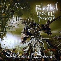 CHILDREN OF BODOM - Relentless Reckless Forever /cd+dvd/ CD